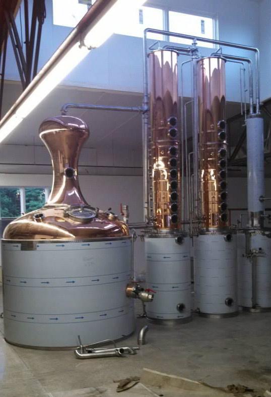 Distillery in Galena