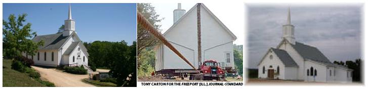 Church relocation