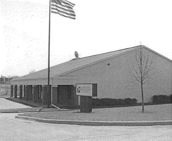U.S. Post Office Annex in Galena Square