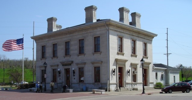 Historic Galena Post Office