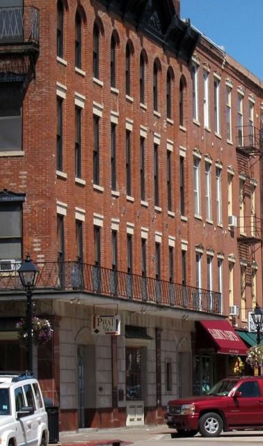 Shanley Apartment Building